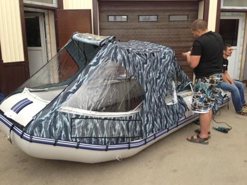 лодки Солар в Якутске