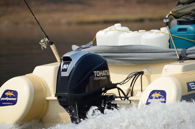 Четырёхтактные моторы TOHATSU