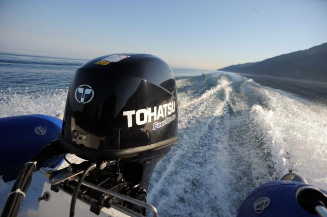 Мотор для лодоки