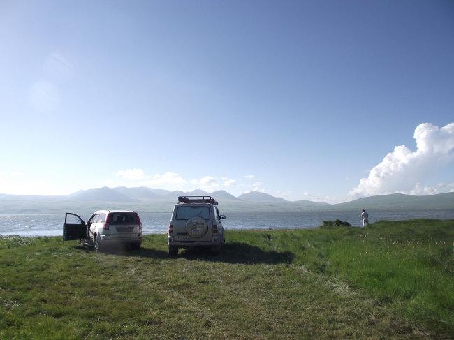 Горное озеро Паравани