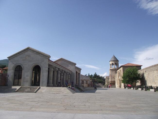 Мцхета — древняя столица Грузии